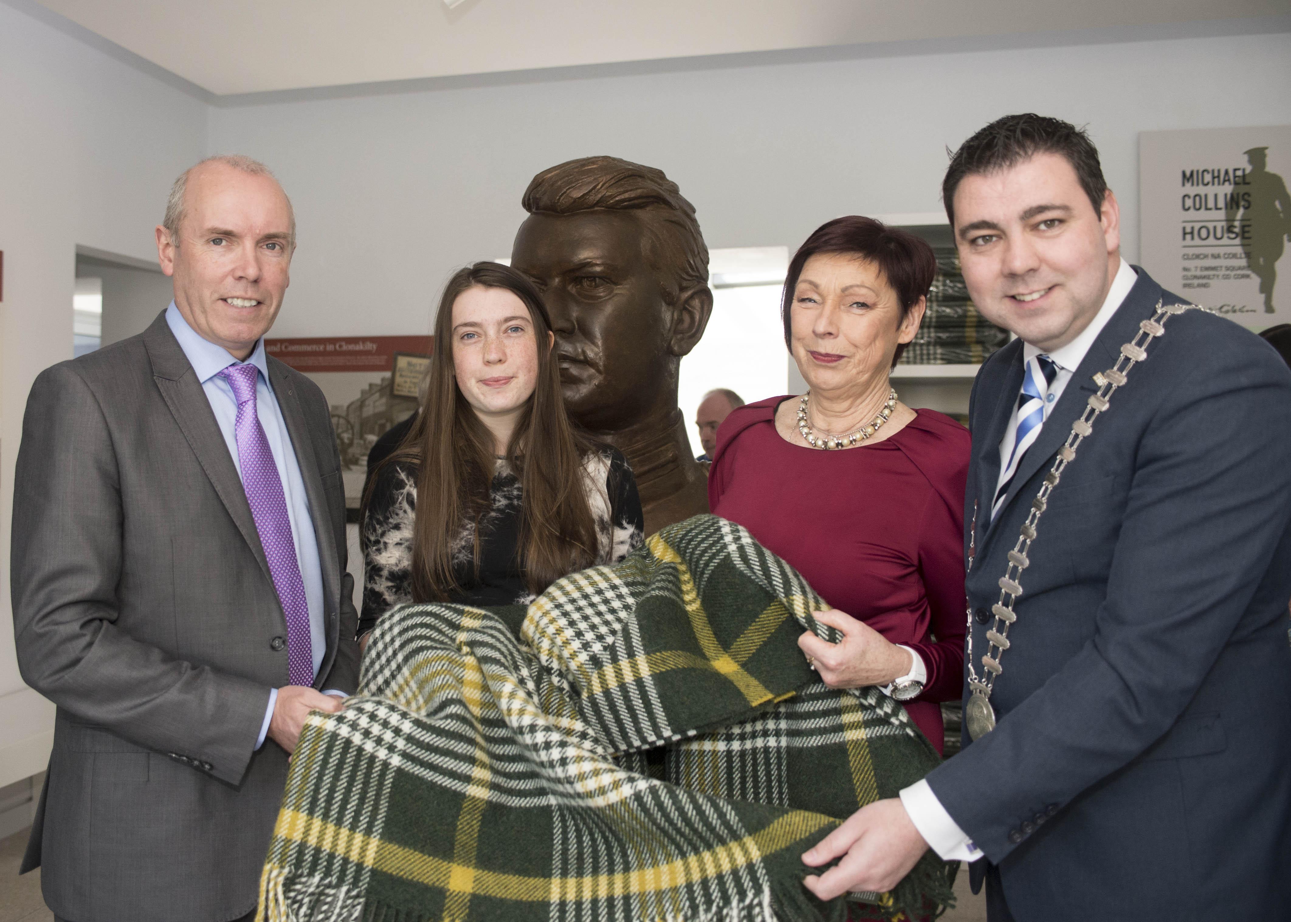 'Michael Collins House' Museum opens in Clonakilty, West Cork