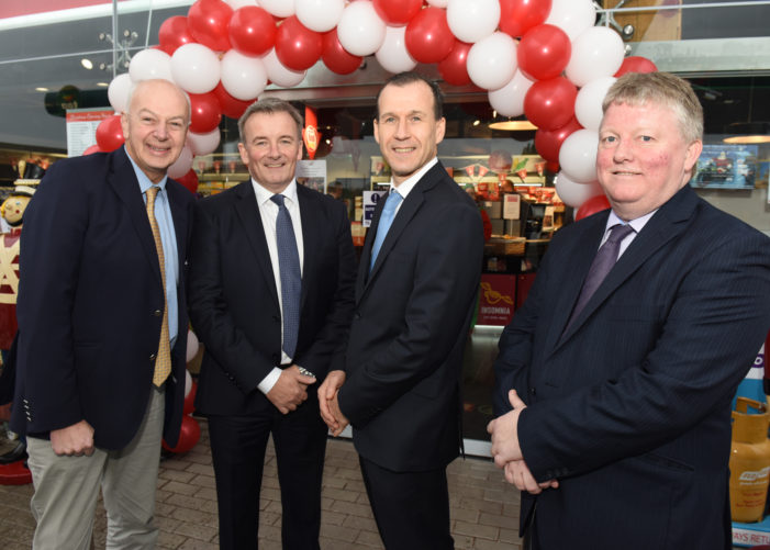 Top Oil officially opens new service station at Cobh Cross