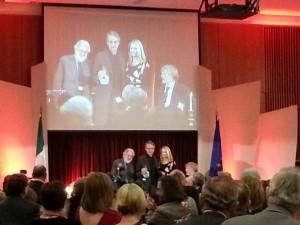 Jeremy Irons Honorary Corkman