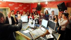 File photo of RedFM studio