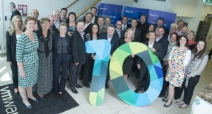 free pic no repro fee  pictured as VMware is celebrating 10 years in Cork  pictures Gerard McCarthy 087 8537228 more info contact  Valerie Hely vmware  353   21 466 0004