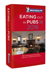 Michelin Eating Out In Pubs 2016