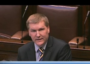 Deputy Michael McGrath is Fianna Fail spokesman on Finance