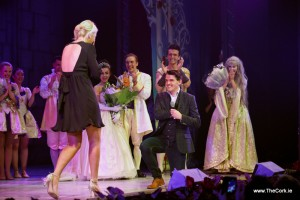 'A Tale as Old as Time' – Trevor Ryan proposes on stage at closing night of the Cork Opera House PantoThe Cork Opera House Panto had yet another magical surprise in store as, at the close of Beauty and the Beast last night (Sunday, 17 January), Director Trevor Ryan proposed to his partner Jennifer O'Sullivan on stage before the final curtain call.  To the delight of the audience and cast alike, he got down on one-knee to ask for her hand in marriage and the lovely Jennifer said yes! A romantic and fitting end to a wonderfully successful season of Panto for Cork Opera House with over 46,000 people in attendance during its 54 show run - 49 of which were completely sold out!   Picture: Miki Barlok