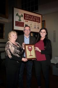 Image 1 - Rita O'Donovan & Edwin O'Callaghan of O'Donovan's Group and Heather McAree of C&C Gleeson.