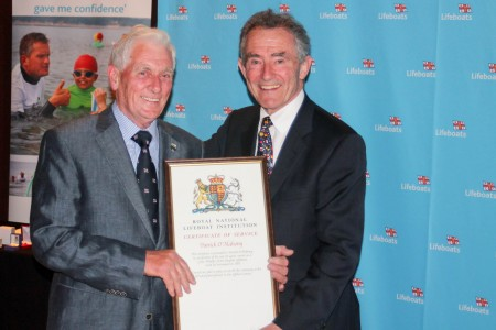Youghal - Mr Patrick O'Mahony - Cert of Service