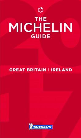 Michelin Guide 2017 cover